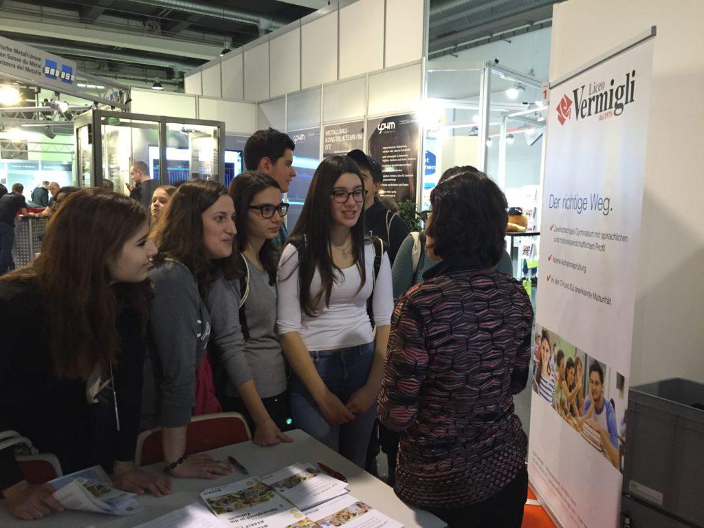 admission criteria Liceo Vermigli