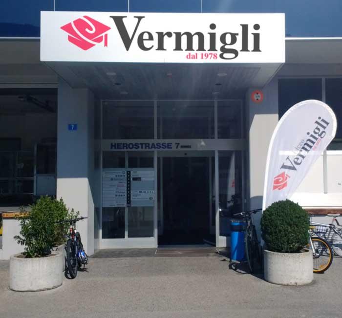 Liceo Vermigli Porta d'ingresso